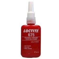 Loctite 675 - 50 ml upevňovač spojů VP - N2