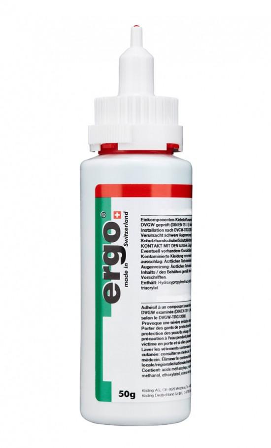 Ergo 5300 - 50 g vteřinové lepidlo na elastomery - N2