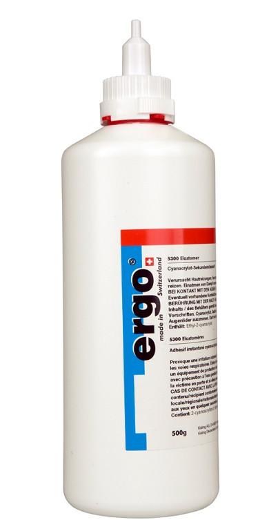 Ergo 5923 - 500 g vteřinové lepidlo s nízkým zápachem - N2