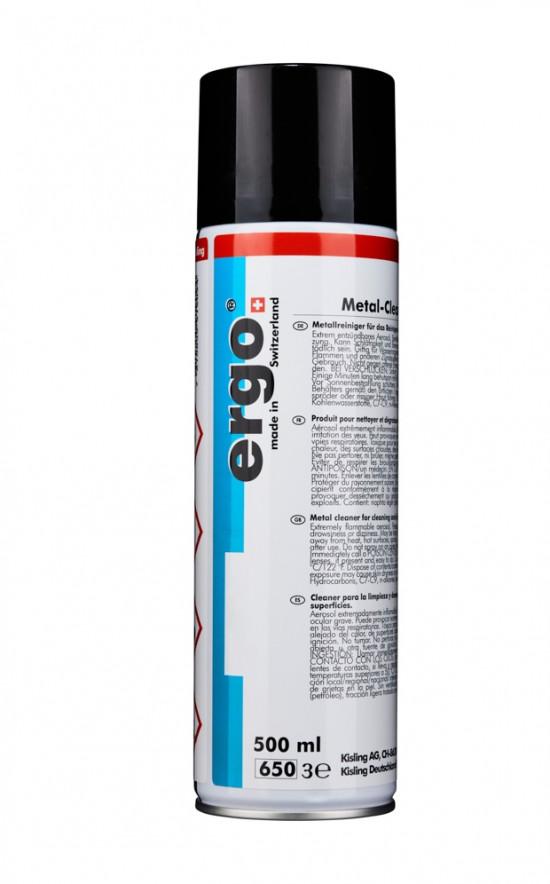 Ergo 9195 - 500 ml čistič a odmašťovač na plasty - N2