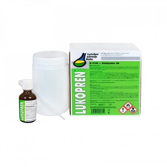 Lukopren N 8100 - 900 g + katalyzátor - N2