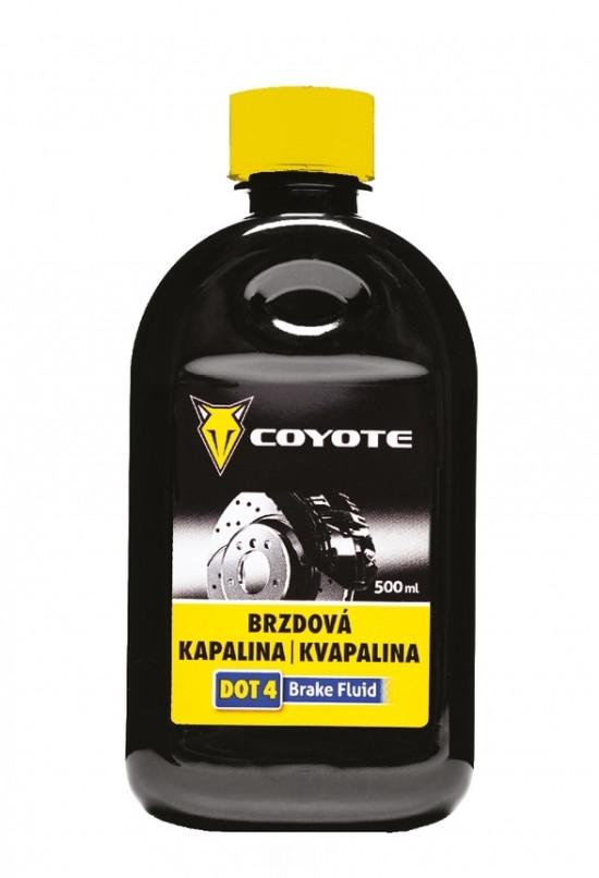 Coyote brzdová kapalina DOT4 265°C - 500 ml - N2