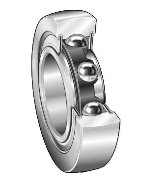 INA LR204-2RSR ložisková kladka - N2