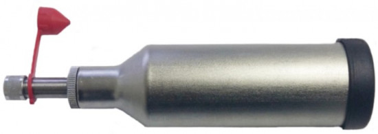 Mazací lis přítlačný těsný na olej pozinkovaný 150 ml, spojka 01 845 - N2