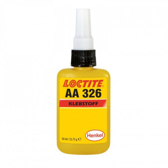 Loctite AA 326 - 50 ml konstrukční lepidlo, lepení magnetů - N2