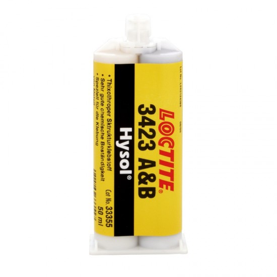 Loctite EA 3423 - 50 ml dvousložkový epoxid odolnost vlhkosti - N2