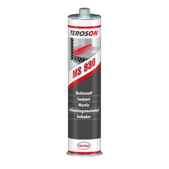 Teroson MS 930 - 310 ml bílý těsnící tmel - N2