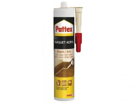 Pattex parketový tmel buk/tmavá třešeň - 300 ml - N2