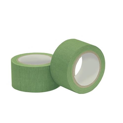 Den Braven Textilní lemovací páska (kobercová) - 10 m x 48 mm zelená _B53526BD - N2