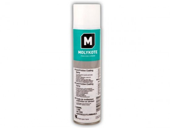 Molykote D 400 ml sprej - N2