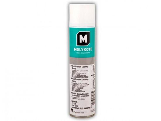 Molykote Powder 400 ml sprej - N2
