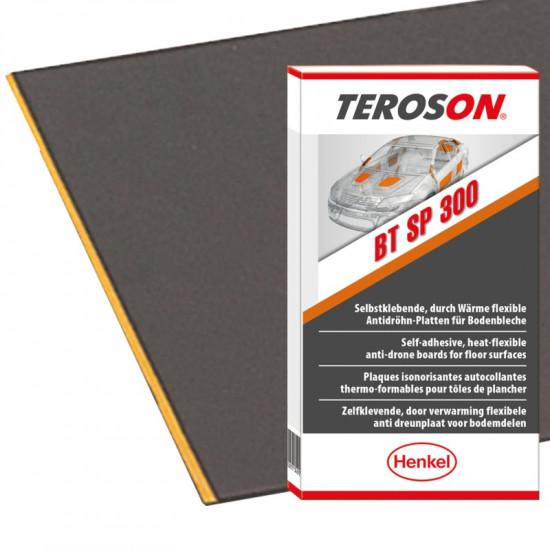 Teroson BT SP 300 100 x 50 cm - 4 ks samolepicí protihluková deska - N2