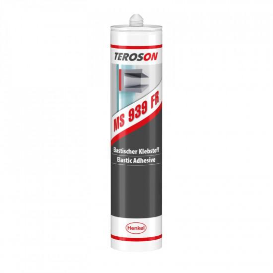 Teroson MS 939 FR - 290 ml černý protipožární tmel - N2