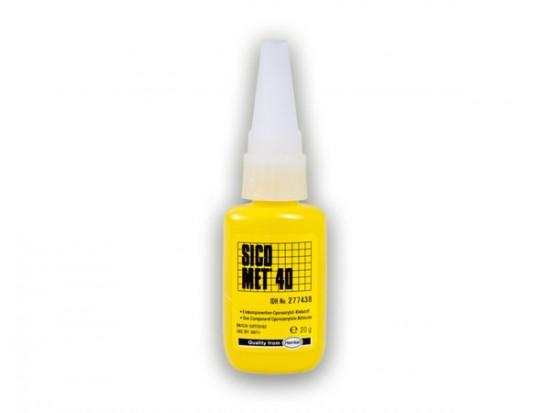 Sicomet 40 - 20 g vteřinové lepidlo - N2