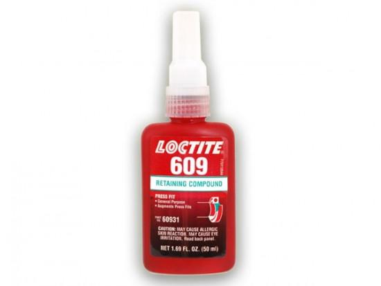 Loctite 609 - 50 ml upevňovač spojů SP - N2