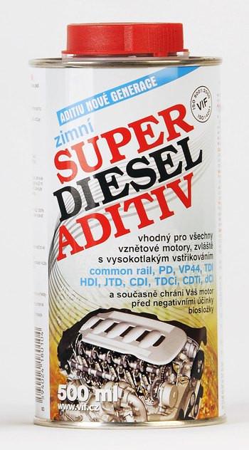 VIF Super diesel aditiv - 500 ml zimní - N2