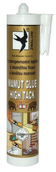 Den Braven Mamut Glue Total - 290 ml bílá, kartuše - N2