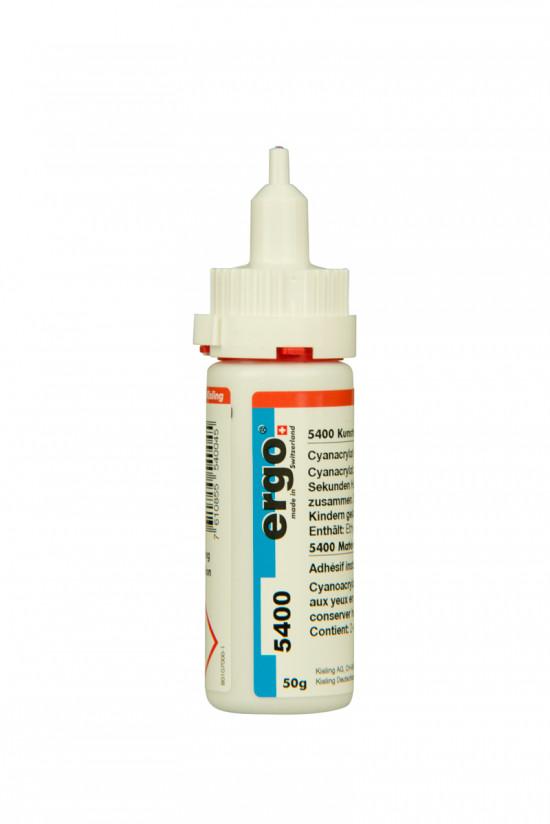 Ergo 5400 - 50 g vteřinové lepidlo na plasty - N2