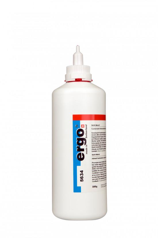 Ergo 5634 - 500 g vteřinové lepidlo na kovy - N2