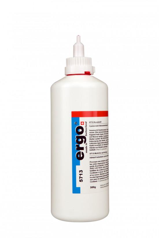 Ergo 5713 - 500 g vteřinové lepidlo na plasty - N2