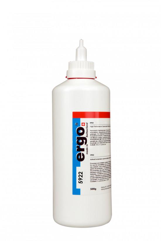 Ergo 5922 - 500 g vteřinové lepidlo s nízkým zápachem - N2