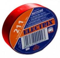 Páska izolační PVC 0,13x15x10-červená