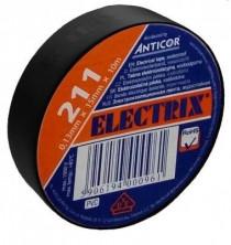 Páska izolační PVC 0,13x15x10-černá - N1