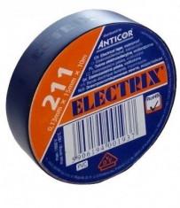 Páska izolační PVC 0,13x15x10-modrá - N1