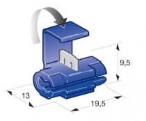 Rychlospojka kabelová 1-2,5mm modrá - N1