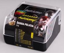 Servisní krabička Škoda Felicia