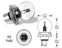 Žárovka Autolamp 12V 45/40W P45t-41 asymetrická - N1