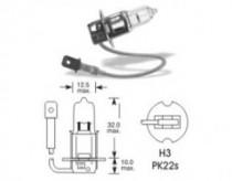 Žárovka Elta 12V H3 PK22s