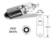 Žárovka Elta 12V 6W BAX9s halogen - N1
