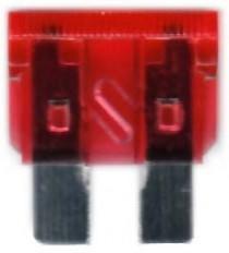 Pojistka nožová 10A - N1