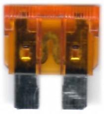 Pojistka nožová 40A - N1