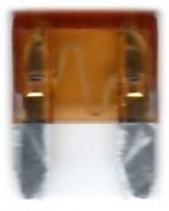Pojistka nožová mini 7,5A - N1