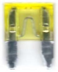 Pojistka nožová mini 20A - N1