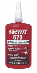 Loctite 675 - 250 ml upevňovač spojů VP