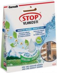 Ceresit Stop Vlhkosti - absorpční sáčky 2 x 50 g jarní vůně