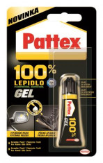 Pattex 100 % GEL - 8g blistr