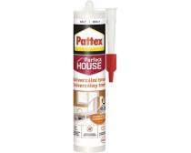 Pattex Univerzální silikon - 280 ml bílý - N1