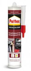 Pattex Tepelně odolný tmel - 280 ml červený - N1