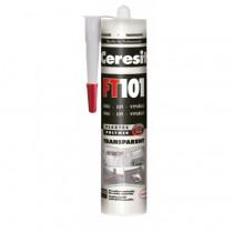 Ceresit FT 101 - 280 ml víceúčelový tmel transparent - N1