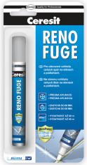 Ceresit Reno Fuge - 7 ml bílý, pro obnovení vzhledu spár - N1