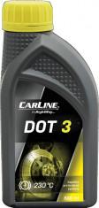 Brzdová kapalina DOT3 205°C 500 ml Carline