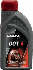 Brzdová kapalina DOT4 265°C 500 ml Carline