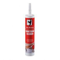 Den Braven Sanitární silikon - 280 ml bílá, kartuše - N1