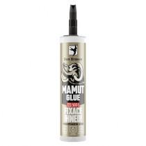 Den Braven Mamut Glue High tack - 290 ml černá, kartuše - N1