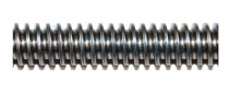Závitová tyč trapézová levý závit DIN 103 Tr18x4x1000 C15 - N1