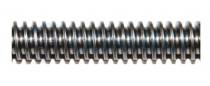 Závitová tyč trapézová levý závit DIN 103 Tr22x5x1000 C15 - N1